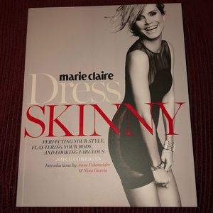 Brand New Marie Claire Dress Skinny Book.